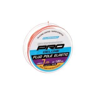 Амортизатор Flagman Deluxe Fluo Pole Elastic 7м 1.2мм
