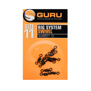 Вертлюг Guru Swivels Size 11