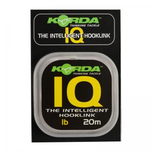Поводковый материал Korda IQ The Intelligent Hooklink 15lb