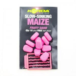 Имитационная приманка Korda Corn Slow Sinking Pink