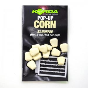 Имитационная приманка Korda Corn Pop-Up White