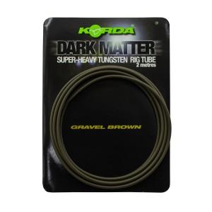 Трубка Korda Dark Matter Tungsten Tubing Gravel Brown 2м