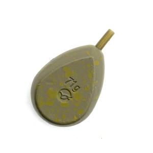 Грузило Korda Flatliner Pear Inline 2,5oz 70гр
