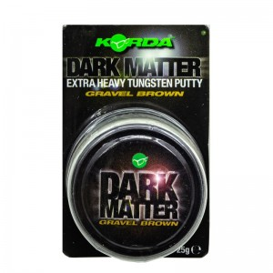 Грузило пластичное Kordra Dark Matter Rig Putty Gravel Brown