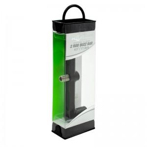Перекладина бузз-бар Korda Singlez Black 2 Rod buzzbar 4.5'' черная на 2 удилища