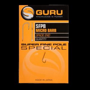 GURU Крючок Super Fine Pole №16