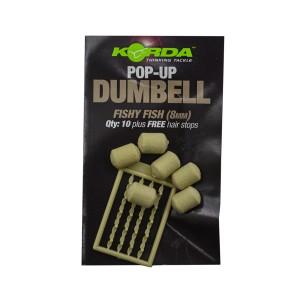 KORDA Имитационная приманка Dumbell Pop-Up Fishy Fish 8мм