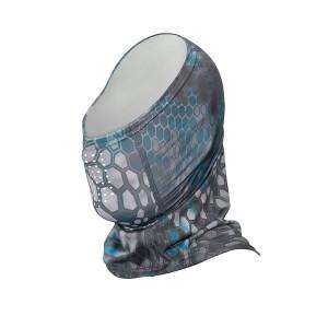 Маска Veduta UPF50+ Reptile Skin Blue универсальный размер