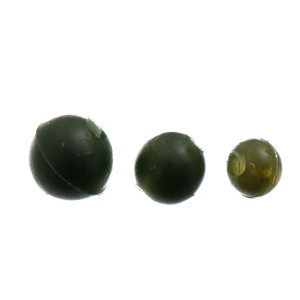 Бусины отбойные Carp Pro Soft Beads 4,5,6mm