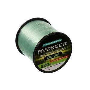 Леска Flagman Avenger Olive Line 1000м 0.30мм