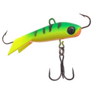 Балансир Vantage Ice Minnow 3.5см 5г Fire Tiger