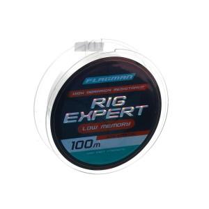Леска Flagman Rig Expert Line 100 м, 0.20 мм