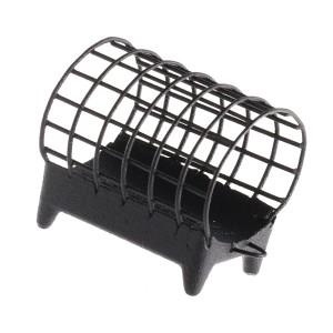 Кормушка Flagman металлическая Grouser Wire Cage M 33x28мм. 90g
