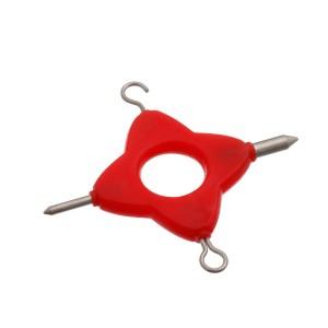 Мультиинструмент для затягивания узлов Carp Pro Multi Rig Tool Red