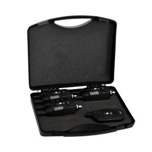 Набор элетронных сигнализаторов поклевки Carp Pro Q5 3+1