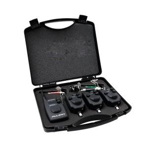 Набор электронных сигнализаторов и свингеров Carp Pro Pulsar 3+1