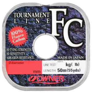 Леска Owner Tournament FC 50м 0,31мм 6,1кг