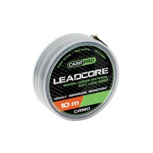 Ледкор Carp Pro Leadcore Camo 45lb 10м