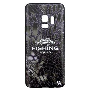 Чехол силиконовый Veduta Samsung Galaxy S9+ Reptyle Skin G