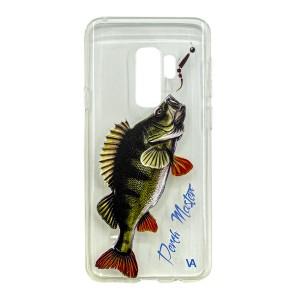 Чехол силиконовый Veduta Samsung Galaxy S9+ Perch Master