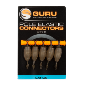 GURU Коннектор штекерного удилища Elastic Connector L