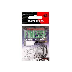 Крючки Azura Finesse Offset Hook №1