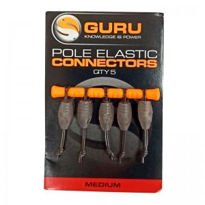 GURU Коннектор штекерного удилища Elastic Connector M