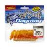 "Виброхвост Flagman Bullfish 1.5"" Honey red flake"
