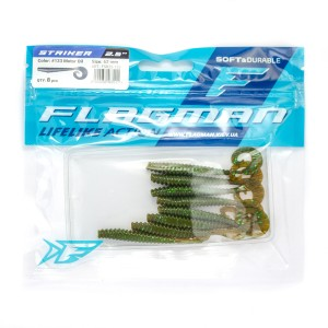 Твистер Flagman Striker 2.5'' #133 Motor Oil