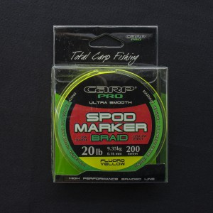 Шнур Carp Pro Spod and Marker Braid 0,16 200M