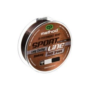 CARP PRO Леска Sport Line CP Method+ 180м 0,20мм