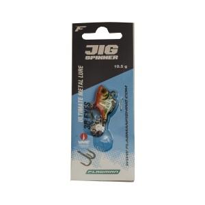 FLAGMAN Блесна Jig Spinner 10,5г цвет 01