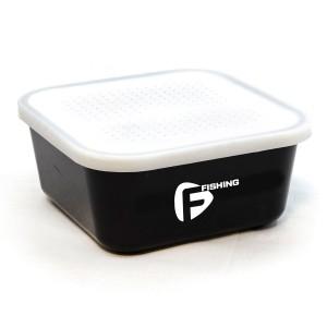 Коробка для мотыля Flagman ситом и крышкой Made in Italy