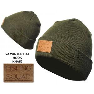 Шапка зимняя Veduta Winter Hat Cuff Fishing squad хакки